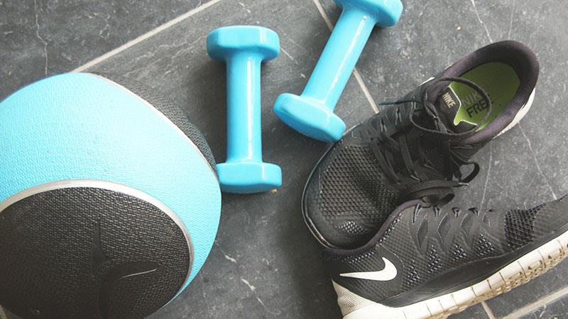 Buiten sporten of sporten in de sportschool?