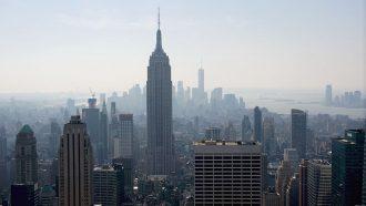 Reisschema stedentrip New York City